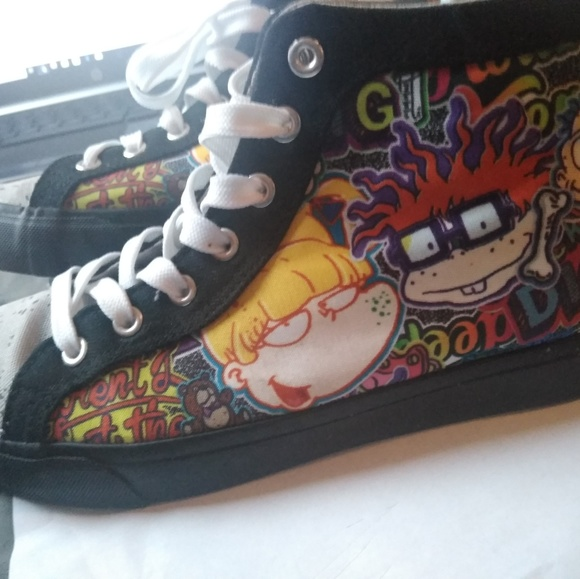 arrives fb944 72a5b Limited edition Rugrats sneakers size 9